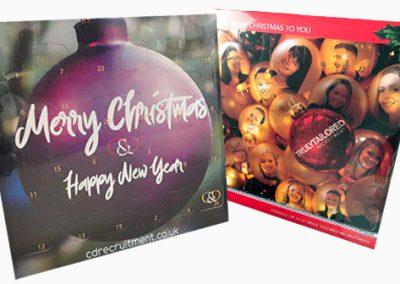 Branded Christmas Advent Calendars