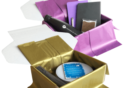 Branded gifting fulfilment service