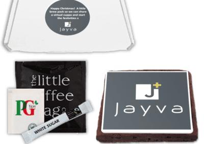 virtual meeting brew boxes fulfilment