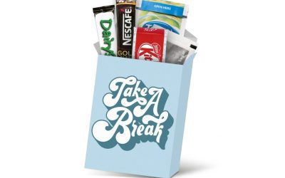 Branded Snack Boxes – Perfect for Zoom