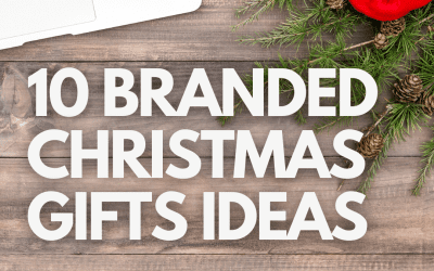 M&M's Top 10: Branded Gifts for Christmas 2021